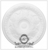 The Romeo Plaster Ceiling Rose 710mm
